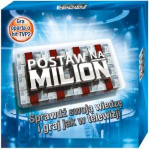 Gra Postaw na milion