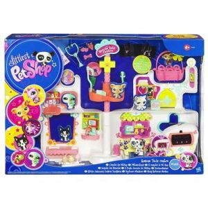 Hasbro Littlest Pet Shop Centrum Ratunkowe
