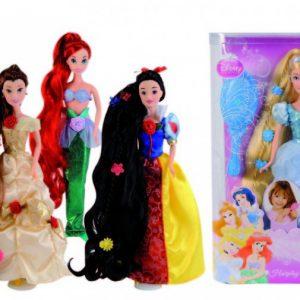 Disney Księżniczki z długimi włosami
