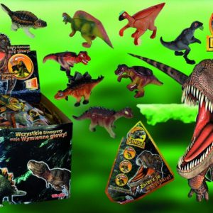 Simba Dinozaury DINOZ od A do Z