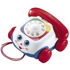 Fisher Price Telefonik do gadułki