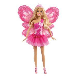 Mattel X9449 Barbie Wróżki z Kolorowymi Skrzydełkami