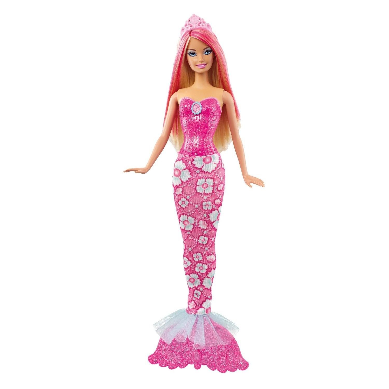 Barbie X9453 Mattel Syrenka Ze Świata Fantazji