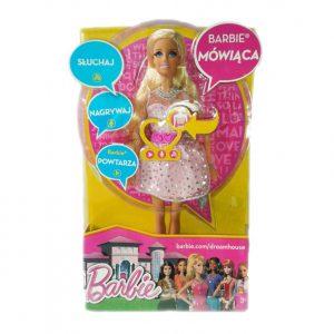 Mattel BBX67 Barbie Mówiąca Barbie