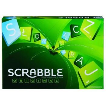 Mattel Y9616 Gra Scrabble Oryginał nowy wygląd