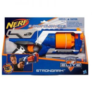 Hasbro 36033 NERF N-STRIKE ELITE STRONGARM Blaster