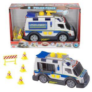 Simba 331-8347 Policja 33 cm ze światłem i dzwiękiem