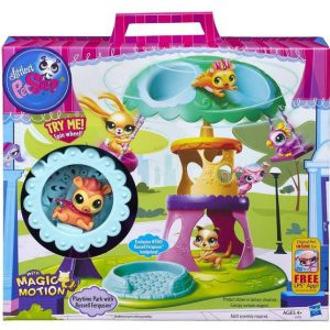 Hasbro A5122 Hasbro A5122 Littlest Pet Shop Magiczny Plac Zabaw
