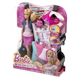 Mattel BCB32 Barbie projektuje koszulki