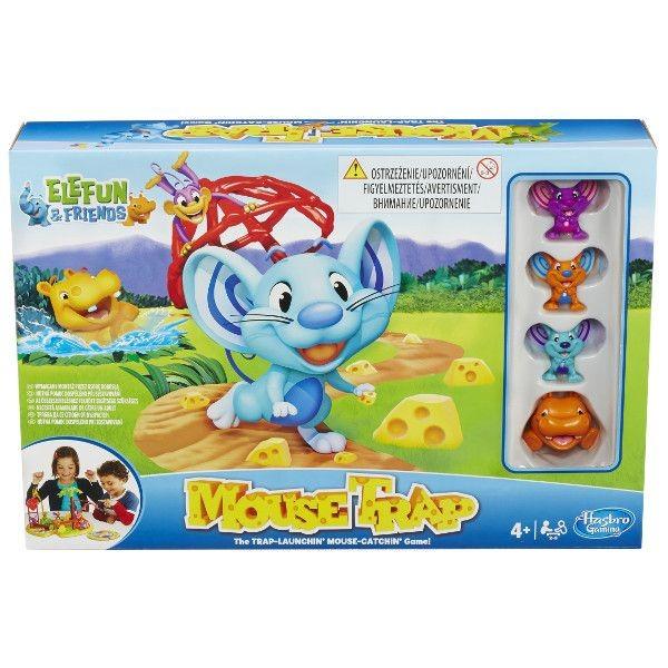 Gra Pułapka na myszy od Hasbro A4973