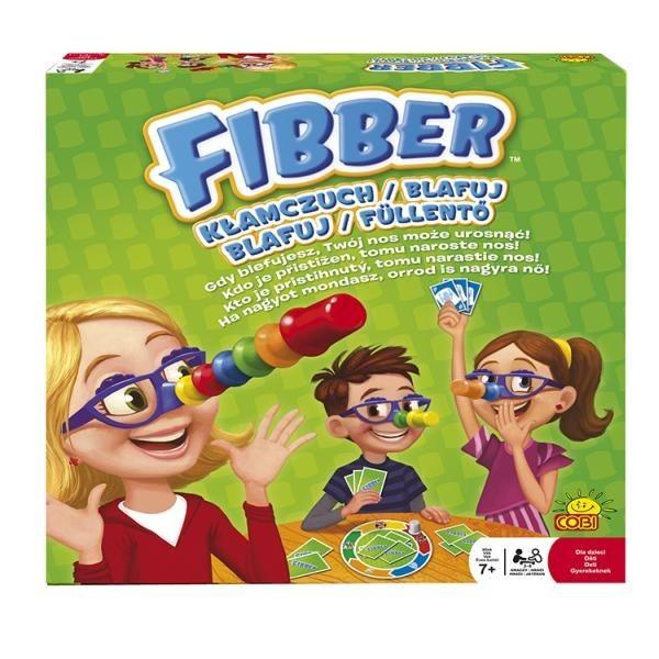 Gra Fibber – Kłamczuch
