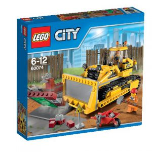 LEGO CITY 60074 Buldożer V29