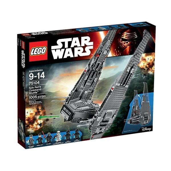 LEGO Star Wars 75104 Command Shuttle™ Kylo Rena V29
