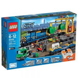 LEGO City 60052 Pociąg towarowy V29