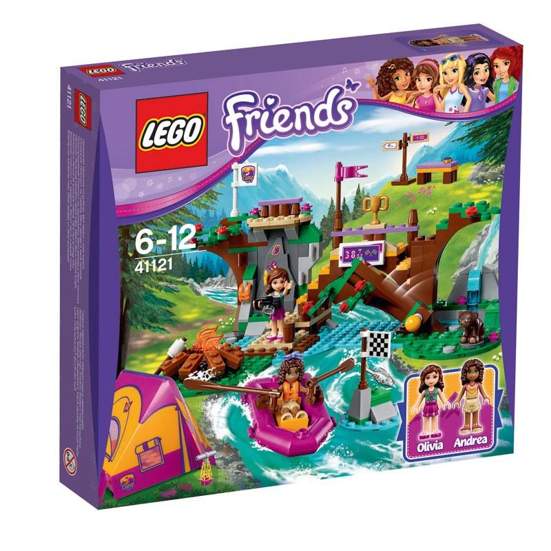 LEGO Friends 41121 Spływ pontonem V29