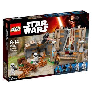 LEGO Star Wars 75139 Bitwa o Takodana V29