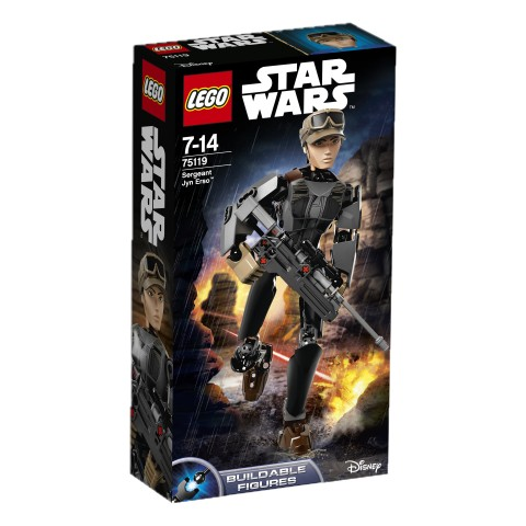 LEGO Star Wars 75119 Sierżant Jyn Erso™ V29