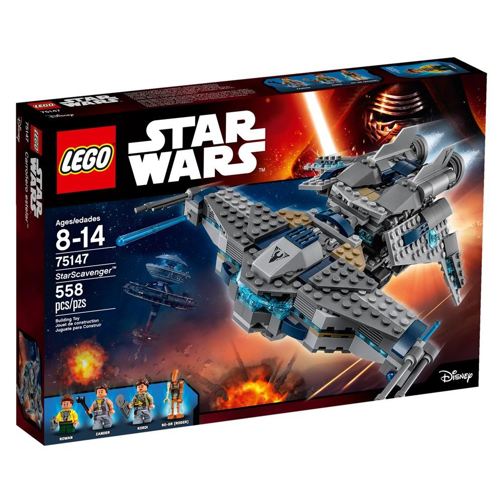 Lego Star Wars 75147 Gwiezdny Sęp V29