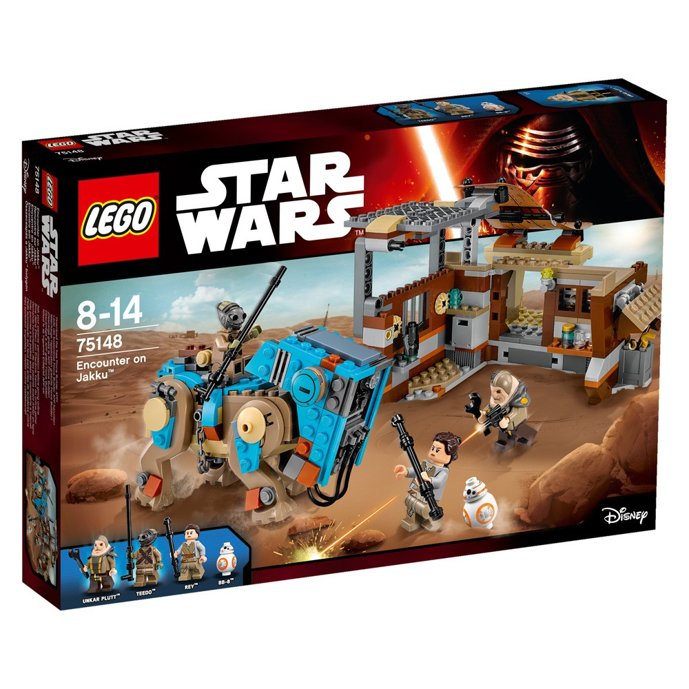 LEGO Star Wars 75148 Spotkanie na Jakku V29