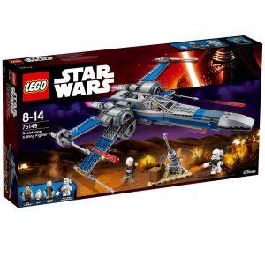 Lego Star Wars 75149 Myśliwiec X-Wing™ Ruchu Oporu V29