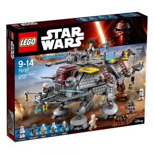LEGO Star Wars 75157 AT-TE kapitana Rexa V29