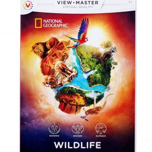 View Master Dzika przyroda Mattel DLL71