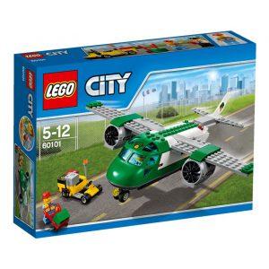 LEGO City Lotnisko 60101 Samolot transportowy V29