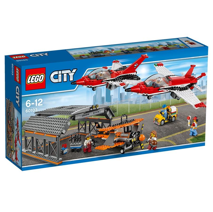 LEGO City Lotnisko 60103 Pokazy lotnicze V29
