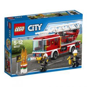 LEGO City 60107 Wóz strażacki z drabiną V29