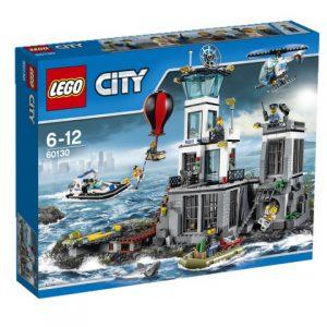 LEGO City 60130 Więzienna Wyspa V29