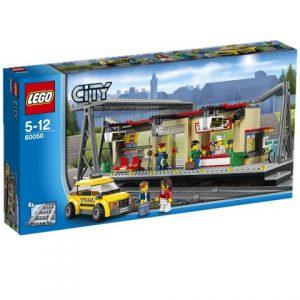 LEGO City 60050 Dworzec kolejowy V29