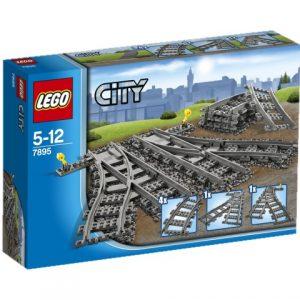 LEGO City 7895 Zwrotnica kolejowa V29