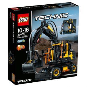 LEGO Technic 42053 Volvo EW 160E V29