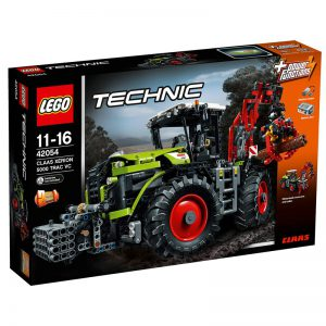 LEGO Technic 42054 CLAAS XERION 5000 TRAC VC V29