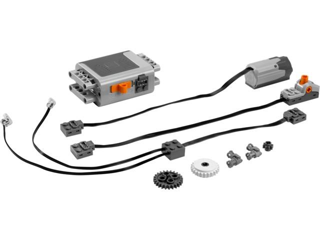 LEGO Technic 8293 Silnik Power Function V110