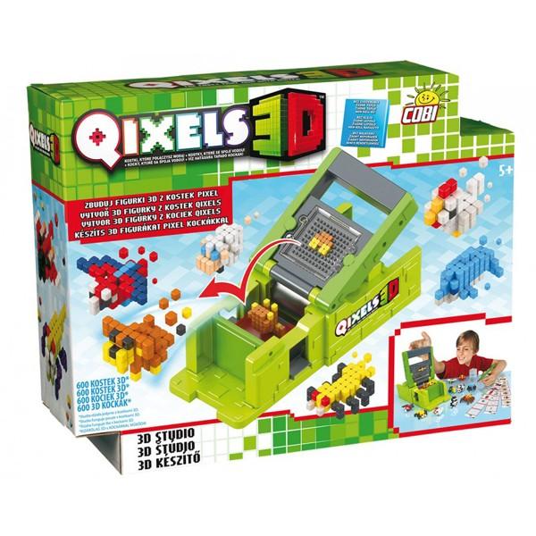 Qixels Kreator Studio 3D 87053