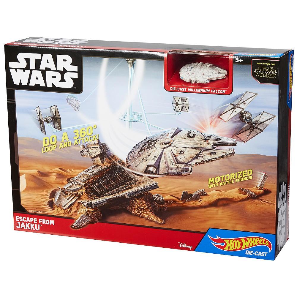 Hot Wheels Star Wars Przebudzenie Mocy  CGN32