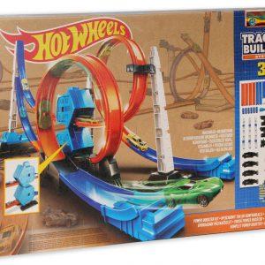 Hot Wheels Tor Wyścigowy do konfiguracji Mattel DGD30