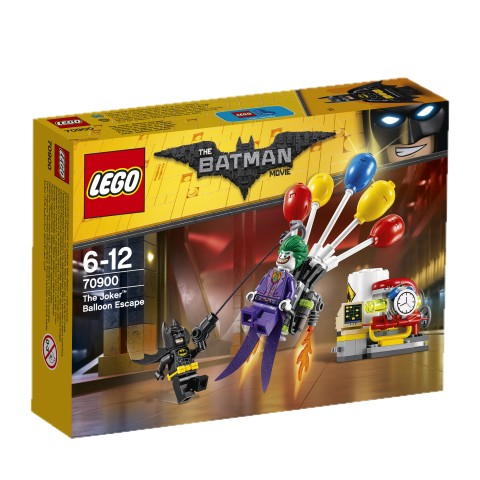 LEGO Batman Movie 70900 Balonowa ucieczka Jokera™ V29