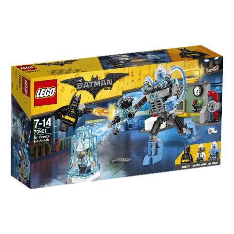 LEGO Batman Movie 70901 Lodowy atak Mr. Freeze'a™ V29