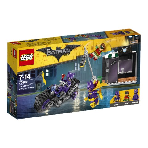 LEGO Batman Movie 70902 Motocykl Catwoman™ V29
