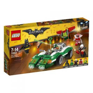 LEGO Batman Movie 70903 Wyścigówka Riddlera™ V29