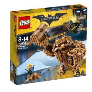 LEGO Batman Movie 70904 Atak Clayface'a™ V29