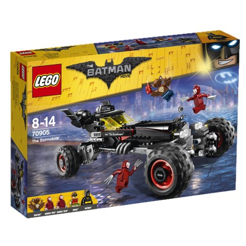 LEGO Batman Movie 70905 Batmobil V29