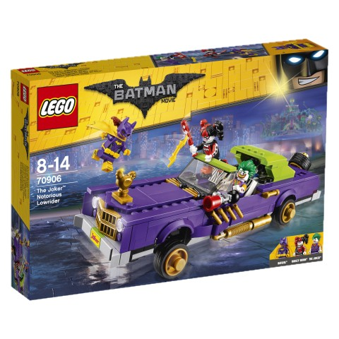 LEGO Batman Movie 70906 Lowrider Jokera™ V29