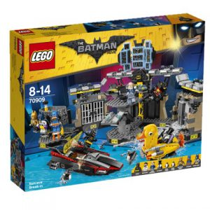 LEGO Batman Movie 70909 Włamanie do Jaskini Batmana V29