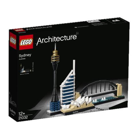 LEGO Architecture 21032 Sydney V29
