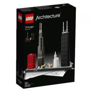 LEGO Architecture 21033 Chicago V29