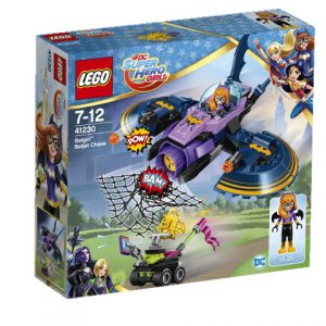 LEGO DC Super Hero Girls 41230 Batgirl™ i pościg Batjetem V29