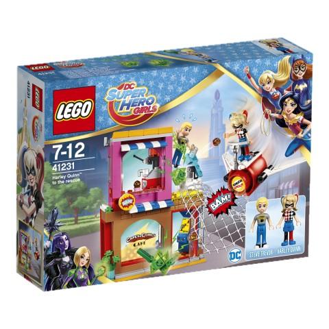 LEGO DC Super Hero Girls 41231 Harley Quinn™ na ratunek V29